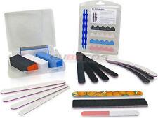 Instrumente, Nagelfeilen für Maniküre & Pediküre aus Sandpapier