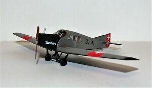 Herpa Wings 19361 Danziger Luftpost Junkers F.13 1:87 Fertigmodell