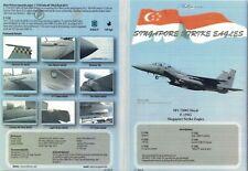 Miliverse 1/72 F-15SG Singapore Strike Eagles (MV-72003)