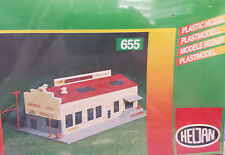 Heljan Weekly Herald Newspaper Model Kit - N 655