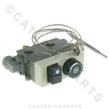 MINISIT 710 Friteuse Thermostatique Gaz Valve 120-200 ° C Thermostat & Gland 0.710.743