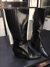 STIVALE NERO CONFORT stivali boot boot's 35-36-37-39-40-41 STIVALETTI SHOES