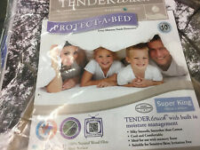 4FT 3//4 SMALL DOUBLE PROTECT A BED PLUSH 100/% WATERPROOF MATTRESS PROTECTOR