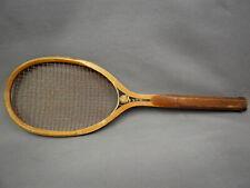 Nice Vintage 1900s Reach Tennis Racquet - Newport Model - Philadelphia PA