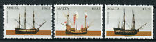 Malta 2017 MNH Vessels of the Order Maritime Series V 3v Set Boats Ships Stamps