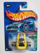 HOT WHEELS 2004 FIRST EDITIONS  FATBAX MUSTANG GT 2004 #041 YELLOW