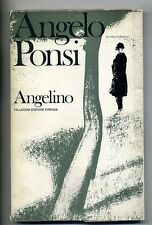 Angelo Ponsi # ANGELINO # Vallecchi 1972