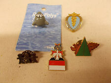 CUTE ANIMAL Lapel pins & Hat Pins or Tie Tacs #1