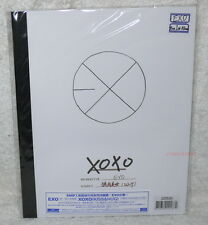 EXO Vol. 1 XOXO (Kiss&Hug) Taiwan CD+Card+58P -Hug Version- (Mandarin Lan.)