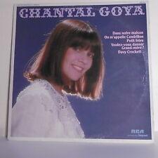 """33 tours Chantal GOYA Disque Vinyle LP 12"""" DANS NOTRE MAISON -IMPACT RCA 6886828"""