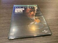Van Damme DVD Sudden Death Morte Improvviso Sigillata Nuova Sealed