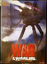 War of the Worlds Alien Tripod, 1:144, Pegasus 9005