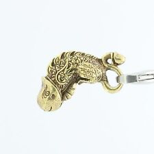 Thai amulet pendant fish Paladkik , powerful love attraction charm love rich.