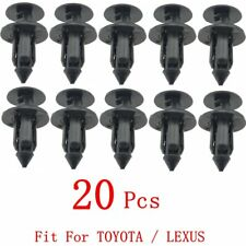 20x Rocker Panel Moulding Retainer Push Clip For Toyota Lexus 75867-30120