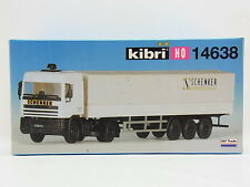 Lot 17622 | Kibri ho 14638 DAF tractor planenauflieger 1:87 kit nuevo embalaje original