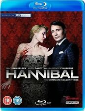 Hannibal The Complete Season Three 5055201831248 With Laurence Fishburne