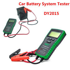 12-24V DY2015A Digital Automotive Car Battery Load Battery Tester Analyzer CCA