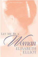 Let Me Be a Woman-ExLibrary