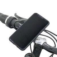 Tigra Fitclic Fleximount Band Fahrrad Halterung Mit Rainguard Für Iphone 11 pro,