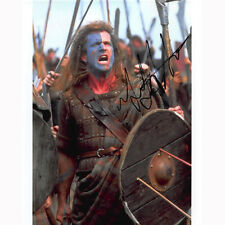 Mel Gibson - Braveheart (56001) - Autographed In Person 8x10 w/ Coa