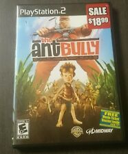 The Ant Bully US NTSC Sony Playstation 2 PS2