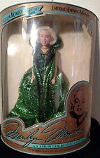 Marilyn Monroe Collectors Series Emerald Evening Marilyn