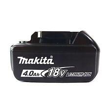 BATTERIE MAKITA LITIO 18V 4.0AH BL1840 NUOVA DA SPEICHER ABRECHENBAR LXT