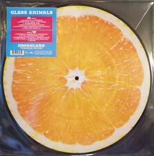 Glass Animals - Dreamland - Tangerine Picture Disc Vinyl LP NEW & SEALED