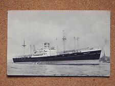 R&L Postcard: Holland-America Line, SS Soestdyk