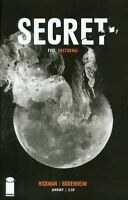 Secret #5 Unread New / Near Mint Image 2012 Series **30