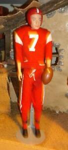 Mattel Barbie - Ken Reproduction Ken in Football Uniform from Campus Spirit Set