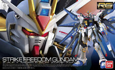 Gundam Strike Freedom ZGMF-X20A Real Grade Model Kit Figure