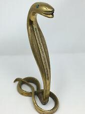 Argent Cuivre Laiton Ottoman  Islamique Arabic Snake  Antique Serpent