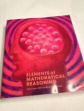 Elements Of Mathematical Reasoning 978-0-536-18515-0 Textbook
