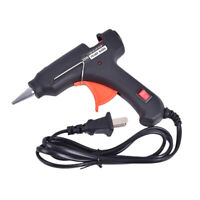 12V 20W Electric Hot Melt Glue Gun DIY Art Craft Heat Repair Tool for Toy Mo_HC