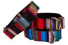 Lurcher Nylon Dog Collars