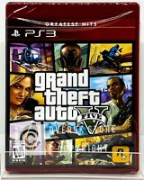 Grand Theft Auto V (Greatest Hits) - PS3 - Brand New | Factory Sealed