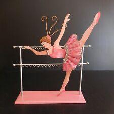 Sculpture danse métal fait main BALLERINA KASANOVA vintage art déco maison N5693