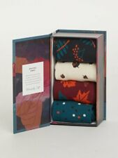 Thought - Women's Bamboo Sock Box - Autumn Leaves