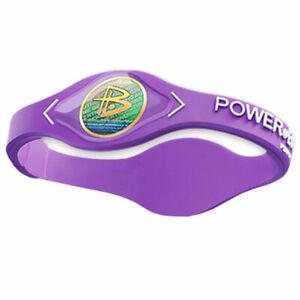Power Balance Bracelet Hologram Silicone Original Strength And Flexibility
