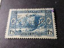 Algeria, 1937, Stamp 133, Obliterated round Postmark, VF Used Stamp