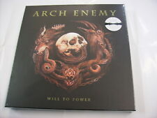 ARCH ENEMY - WILL TO POWER - LTD. ED. DELUXE BOXSET - LP+CD NEW SEALED 2017