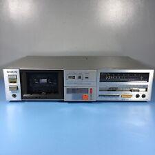 Sony Single Cassette Deck Silver TC-FX5C - Hifi