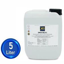 DMSO PUR  5000ml Dimethylsulfoxid 99,9% Reinheit (Ph.Eur), HDPE Kanister
