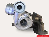 Turbo de intercambio 724930 Audi A3 Skoda Octavia 2.0 TDI 136 / 140 CV Garrett