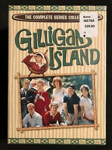 Gilligans Island: The Complete Series Collection Box Set 17-DVDs NEW SEALED MINT