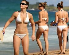 BEAUTIFUL ACTRESS JESSICA BIEL AWESOME BIKINI 8X10 COLOR GLOSSY2