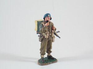 King & Country. Airman Radio Operator. Royal Air Force. RAF034. Retired. MIB