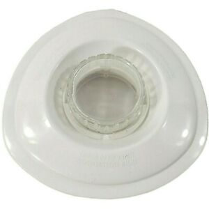 Hamilton Beach Blender Lid White 54253CD B23 Rubber Top Cover Replacement Part