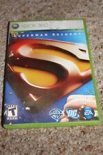 Superman Returns (Microsoft Xbox 360) Complete